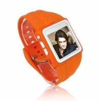 China MP4 Watch - 1.5 Inch OLED Screen on sale