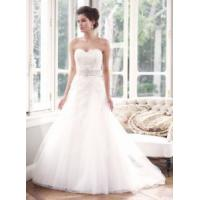 Quality China 2014 Latest Full-Lengt Lace/Tulle Train Hotel Bridal Wedding Dress for Wedding for sale