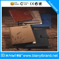 China Foreign trade school student 6 Holes notebook on sale