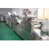 Automatic Oiled Brush Croissant Making Machines PLC System for Bread