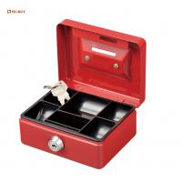 China 5 Inch Lockable Coin Money Storage Safe Piggy Bank With Key Lock on sale