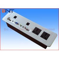 China Hotel Wall Mounted Media Hub Universal Standard With Audio / Video Port on sale