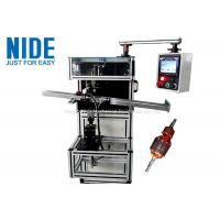 Quality Medium Type Rotor Wedge Inserting Machine Plc Control Customized Color for sale