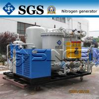 PSA nitrogen gas equipment approved SGS/CE certificate for steel pipe annealing