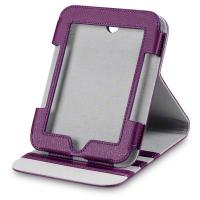 China Multi Angel Flip Protective Synthetic Nook Leather Ereader Covers With Stand on sale