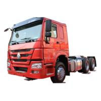 Quality 6*4 420HP Prime Mover Truck Heavy Duty Truck With German ZF8098 Steering Gear Box for sale