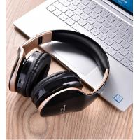 China 400mAH USB Wireless Bluetooth Headset , Foldable Stereo Headphone Earphones MP3 With Mic on sale