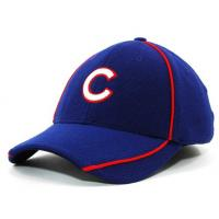 Buy Deep Blue Flexfit Mesh Baseball Hats Sports Cap with Sun Protection at wholesale prices