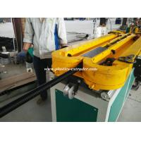 Quality High Speed Plastic SIngle Wall Corrugated Pipe Machine 20m / min for sale