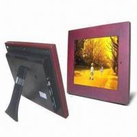 Quality Digital Photo Frame with 10.4-inch TFT LCD and USB2.0 Interface for sale