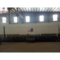 Double Heating Chamber Flat and Bending Glass Tempering Furnace higher quality toughened glass