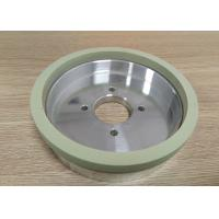 Hole 31.5mm Vitrified Diamond Wheels Abrasion Resistance High Efficiency