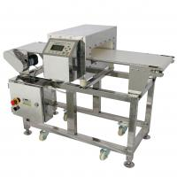 Quality Economical Industrial Metal Detector With Automatic Conveyor Belt For Food Production for sale