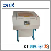 China China manufacture automatic laser engraving machine /500*300mm+40W laser tube +CE&FDA on sale