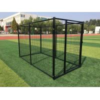 Quality Dog kennel made by metal welded wire mesh length is 3000mm for sale