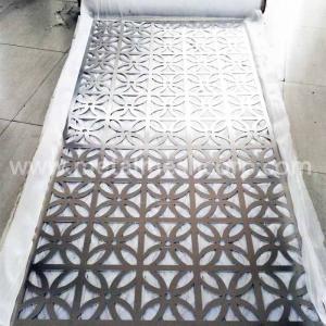 Quality Laser Cut Aluminum Panels for sale
