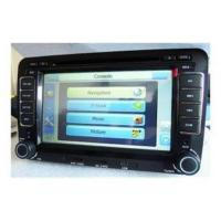 Quality Auto CD Touch Screen DVD GPS Player with Bluethooh for sale