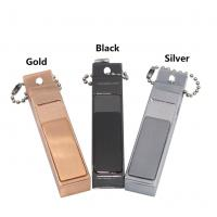 Quality Flameless Electric USB Rechargeable Lighter Zinc Alloy With Bottle Opener for sale