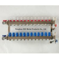 Stainless steel manifold packages for Underfloor Heating Systems