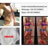 Quality Health Care Clomiphene Citrate Clomid , USP Grade Raw Steroid Powders 50-41-9 Christine for sale