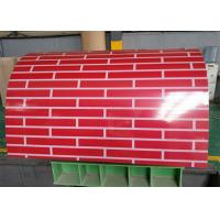 Quality Color Coated PPGI Steel Coil / PPGL Steel Coil Width 914mm-1250mm For Roofing for sale