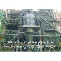 Buy cheap Coal Fired High Efficiency Circulating Fluidized Bed Hot Water Boiler from wholesalers