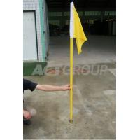 Buy cheap Soccer Corner Flags Hand Sewing , Custom Soccer Field Football Corner Flags from wholesalers
