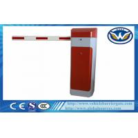 Quality Remote Control Car Heavy Duty Barrier Gates Operator Suppliers for sale