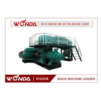 Quality Auto Fired Red Clay Brick Making Machine/ Block Making Machine Long Lifespan for sale