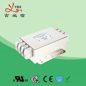 Quality Ultra 3 Phase Inverter EMI Filter / Elevator Inverter Rfi Filter for sale