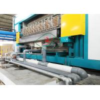 Quality Auto Recycle Paper 6000pcs/h Egg Tray Making Machine with 6 Layers Dryer for sale