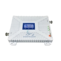 Quality 2G 3G 4G GSM DCS 915MHz 300M2 Cell Phone Signal Booster for sale