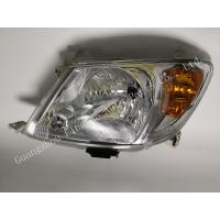 Quality Standard Size Toyota Hilux Vigo Parts / Head Lamp For 2005 Auto Lighting System for sale