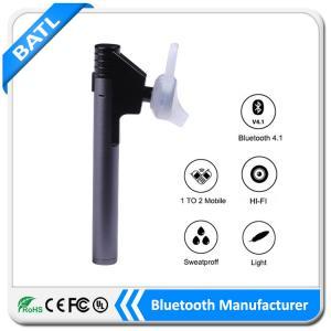 China BATL BH-V28 New Type Fashion Bluetooth Wireless Headset on sale