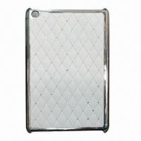 Quality Aluminum Case for iPad Mini, Starry Sky Diamond Case, Many Colors Available for sale