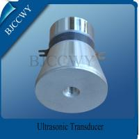 China 68mm Length Multi Frequency Ultrasonic Transducer 60w 6800p High Power on sale