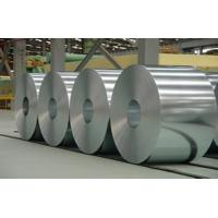Quality Hot Dipped Galvalume Steel Coil / Strip Aluminum Zinc Alloy Coated Steel for sale