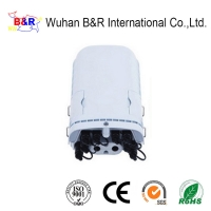 Quality IP65 ABS 8 Ports Fiber Optic Distribution Box for sale