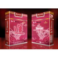 Quality Attractive paper and high end gift packaging box for cigarretes for sale