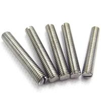 Quality High Density Mo1 99.95% Molybdenum Threaded RodPure Molybdenum Material for sale