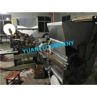China Low Noise Cigar Making Equipment , Cigarette Filter Making Machine wholesale