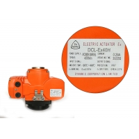 Quality Heavy Duty Motor Explosion Proof 400Nm 3 Phase Actuator for sale