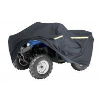 Quality Night Reflective ATV Storage Cover Zipper Tank Access For Outside 85*50*42 for sale