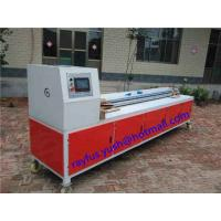 Quality Automatic Paper Core Cutting Machine Single Or Multi Knife Plc Control for sale