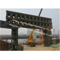Quality CB100/HD200 Modular Bailey Panel For Bridges Structral Frames Or Building Support Members for sale