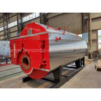China Low Pressure Diesel Oil Fired Industrial Hot Water Boilers Fully Automatic Operation on sale