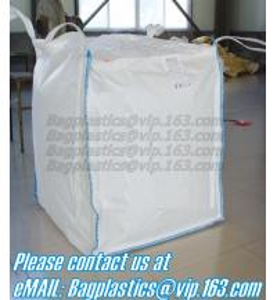 Quality PTA Jumbo Bag, FIBC, Used Jumbo Bag, FIBC Jumbo bags pp woven bulk bag 2 ton PP big bags super sack for sale