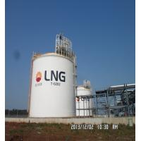 Quality 20000m3 LNG Liquefaction Plant LNG Storage Tank Cryogenic Process Engineering for sale