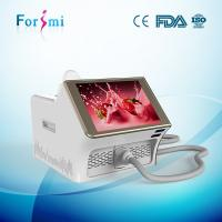 Quality 0 celsius cooling Painless 808nm diode laser permanent hair removal systems for sale