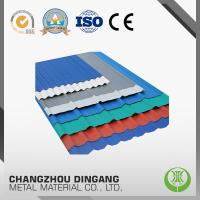 Color Coated Aluminum Plate In Coil For Roofing Building Material